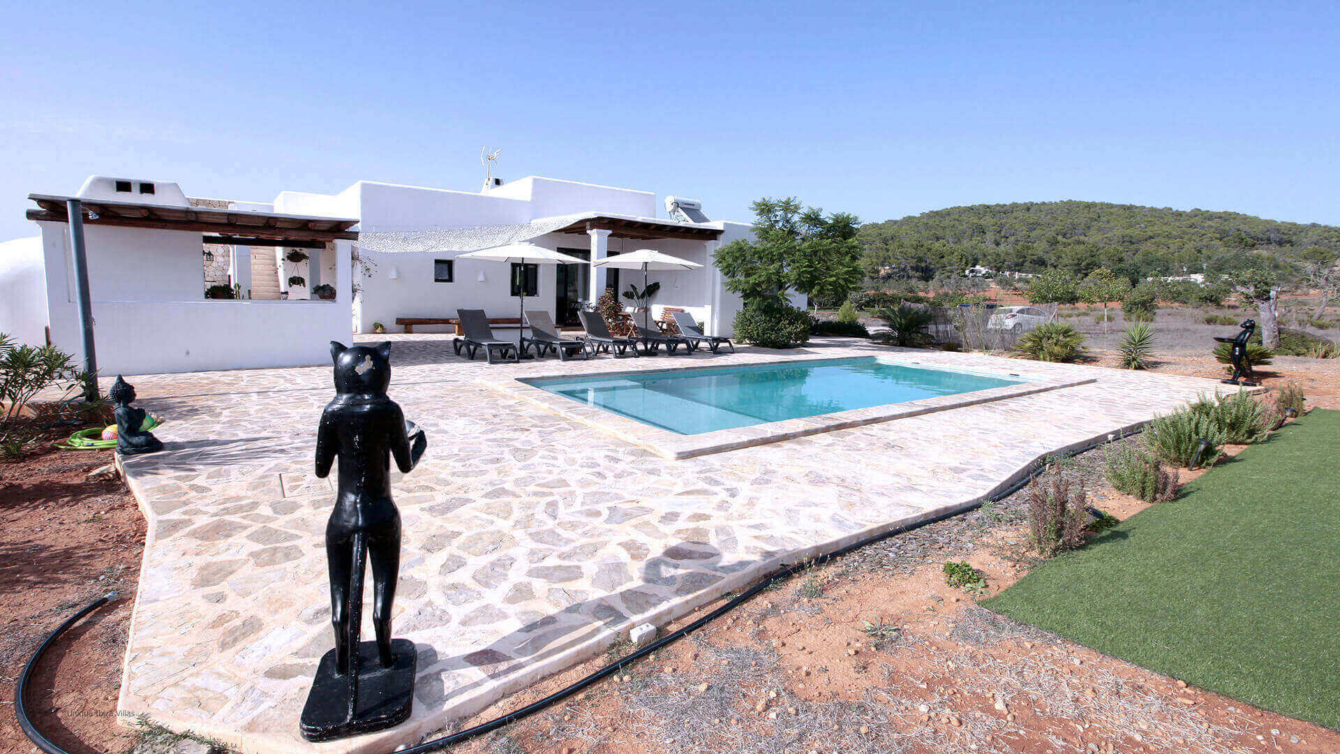 Cana Marieta Ibiza Villa 2 Near San Miguel