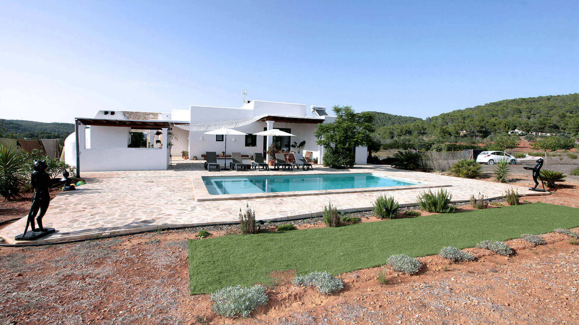Cana Marieta Ibiza Villa 3 Near San Miguel