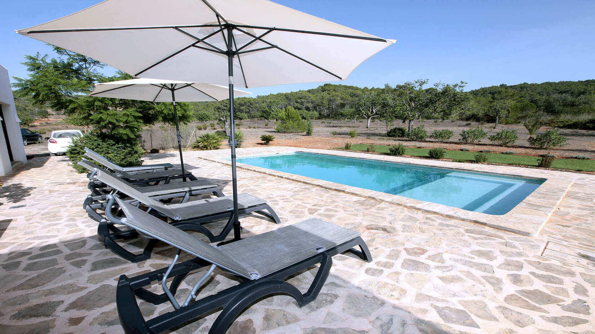 Cana Marieta Ibiza Villa 4 Near San Miguel