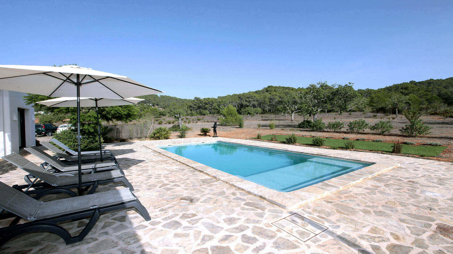 Cana Marieta Ibiza Villa 5 Near San Miguel