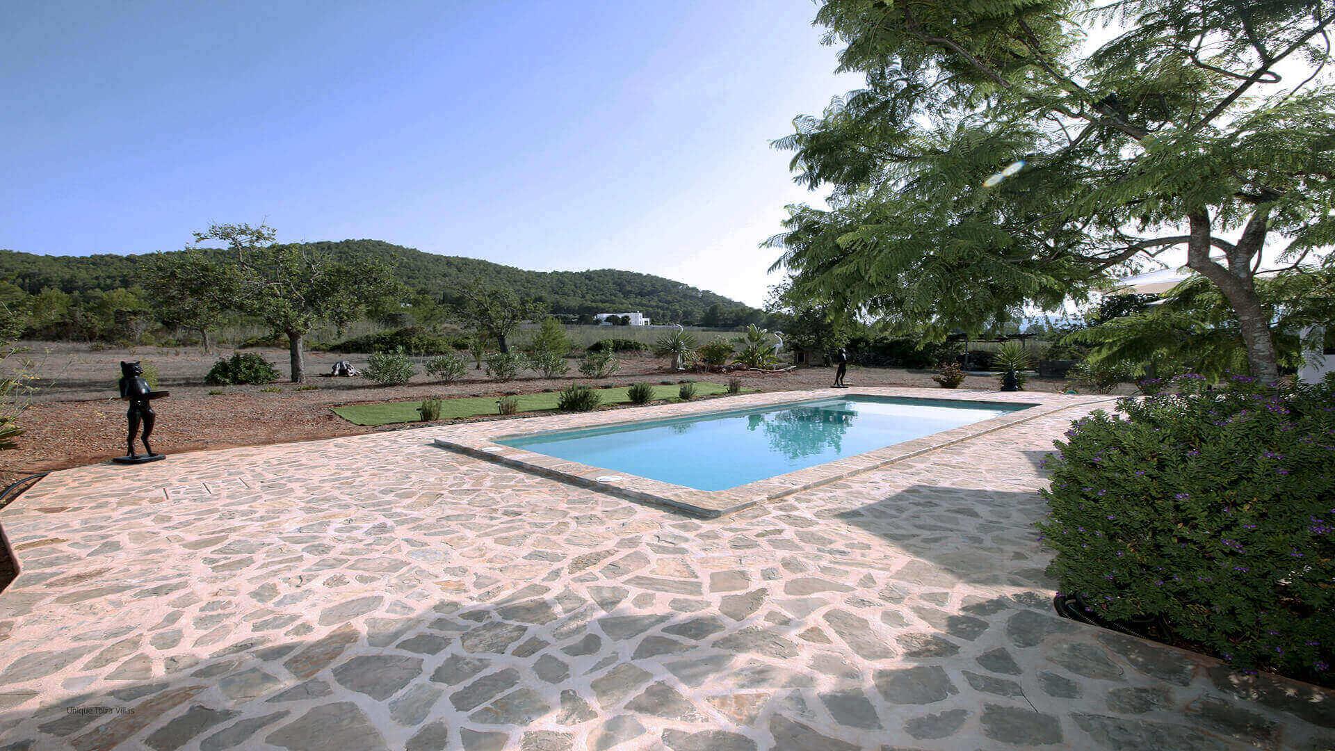 Cana Marieta Ibiza Villa 6 Near San Miguel