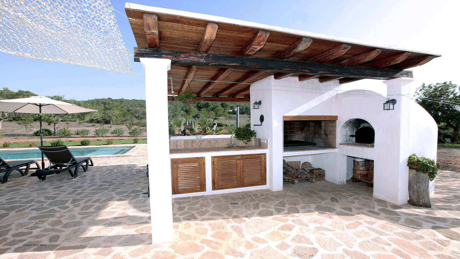 Cana Marieta Ibiza Villa 7 Near San Miguel