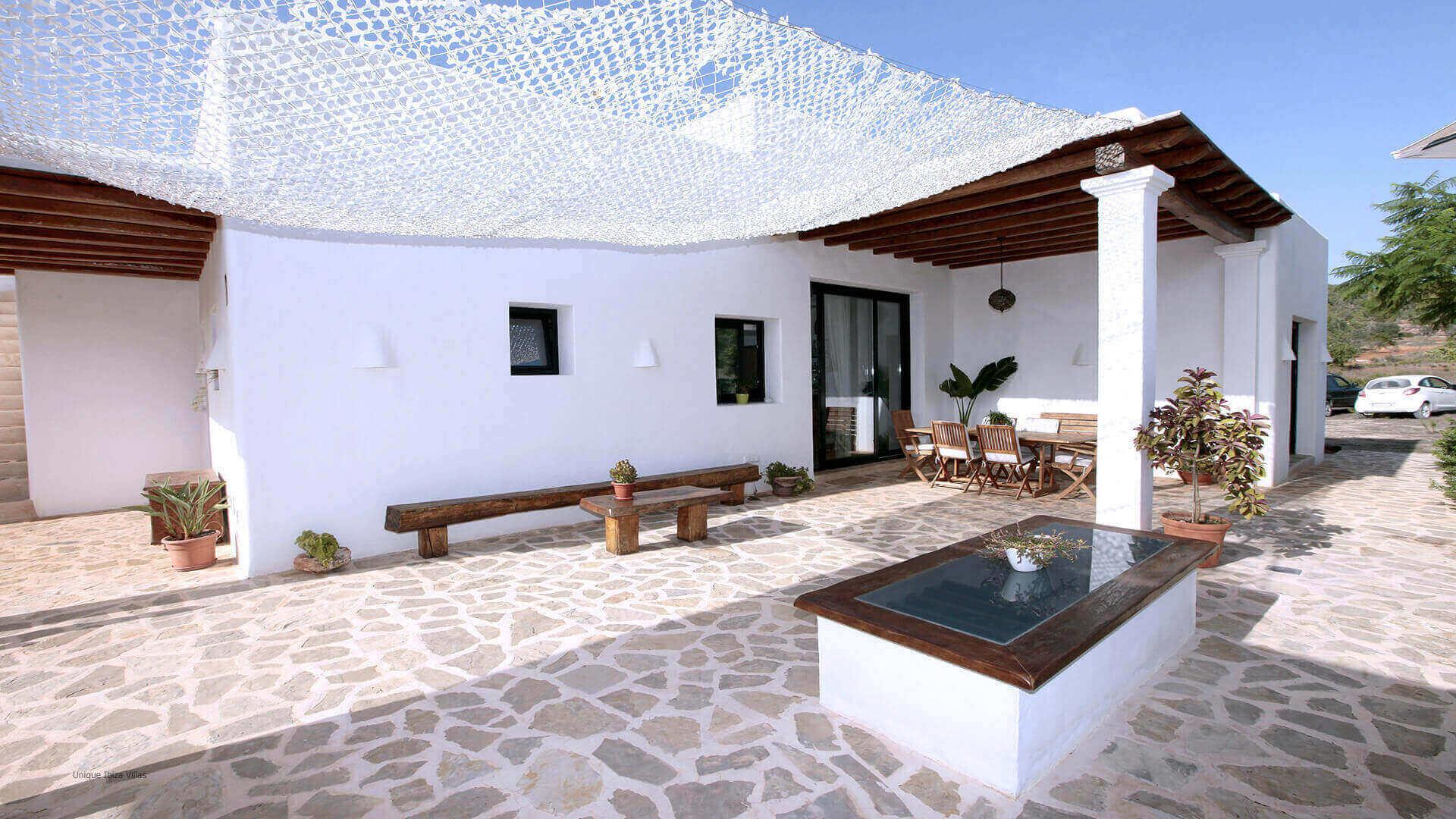 Cana Marieta Ibiza Villa 8 Near San Miguel
