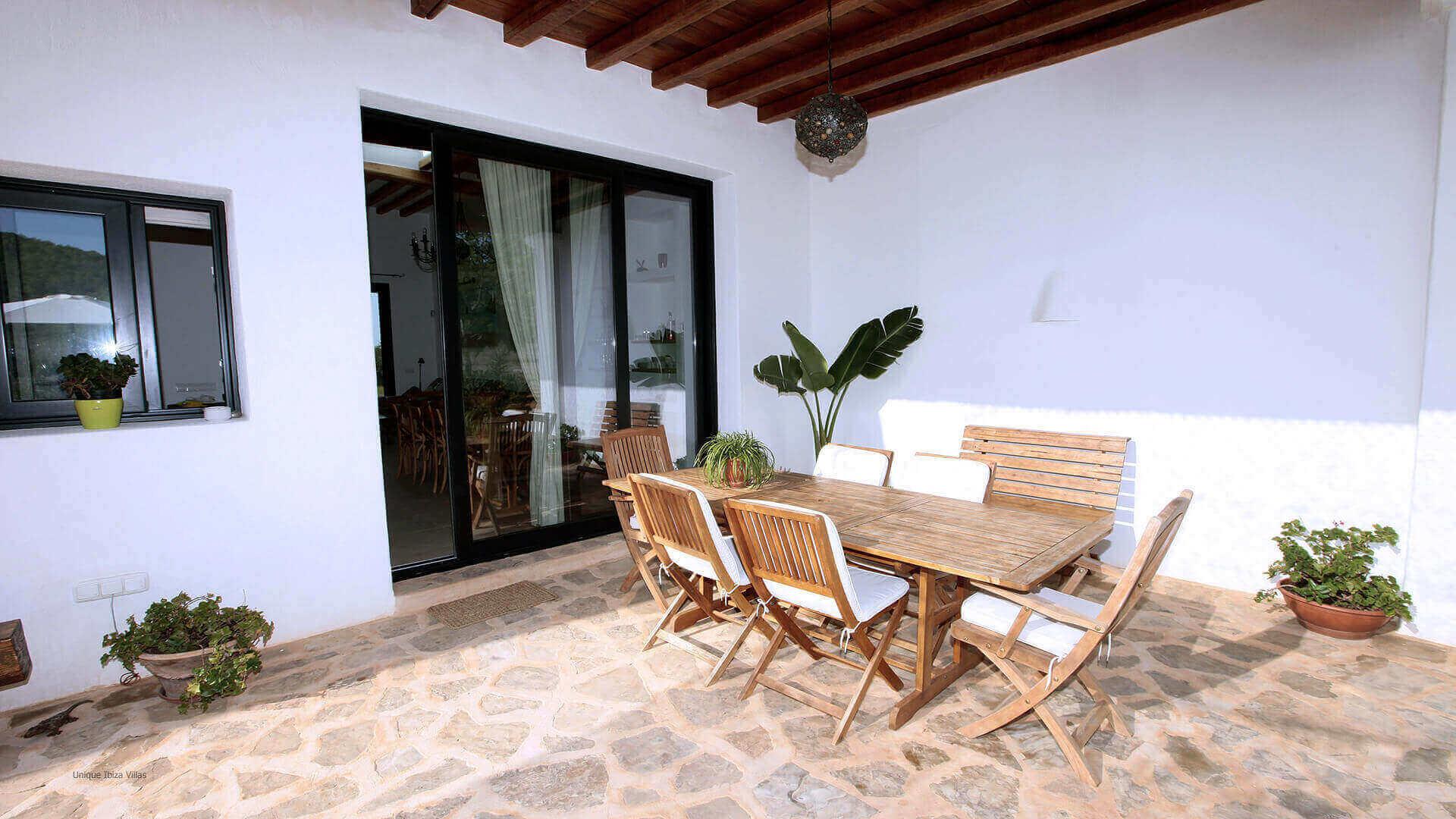 Cana Marieta Ibiza Villa 9 Near San Miguel