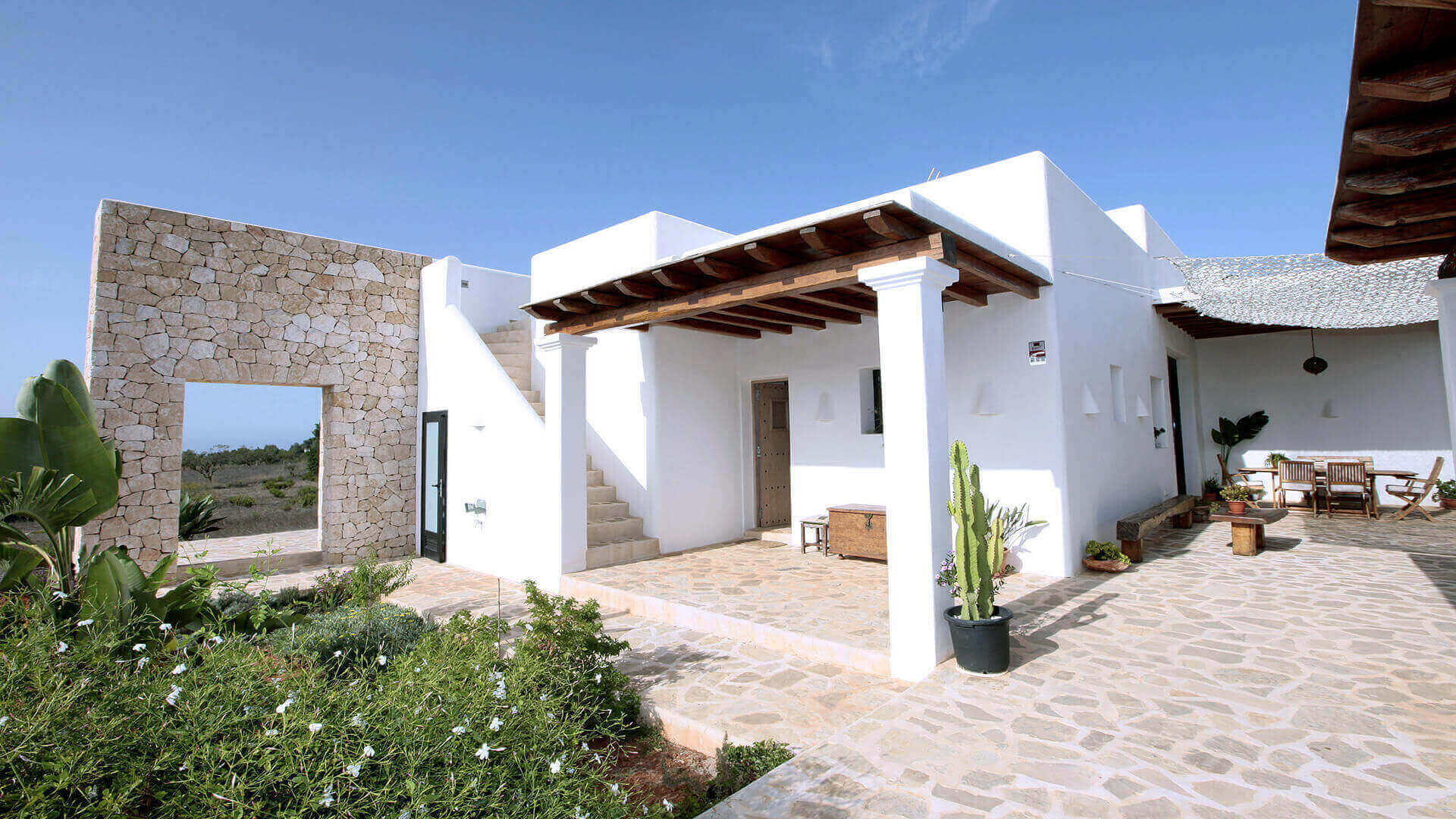 Cana Marieta Ibiza Villa 10 Near San Miguel