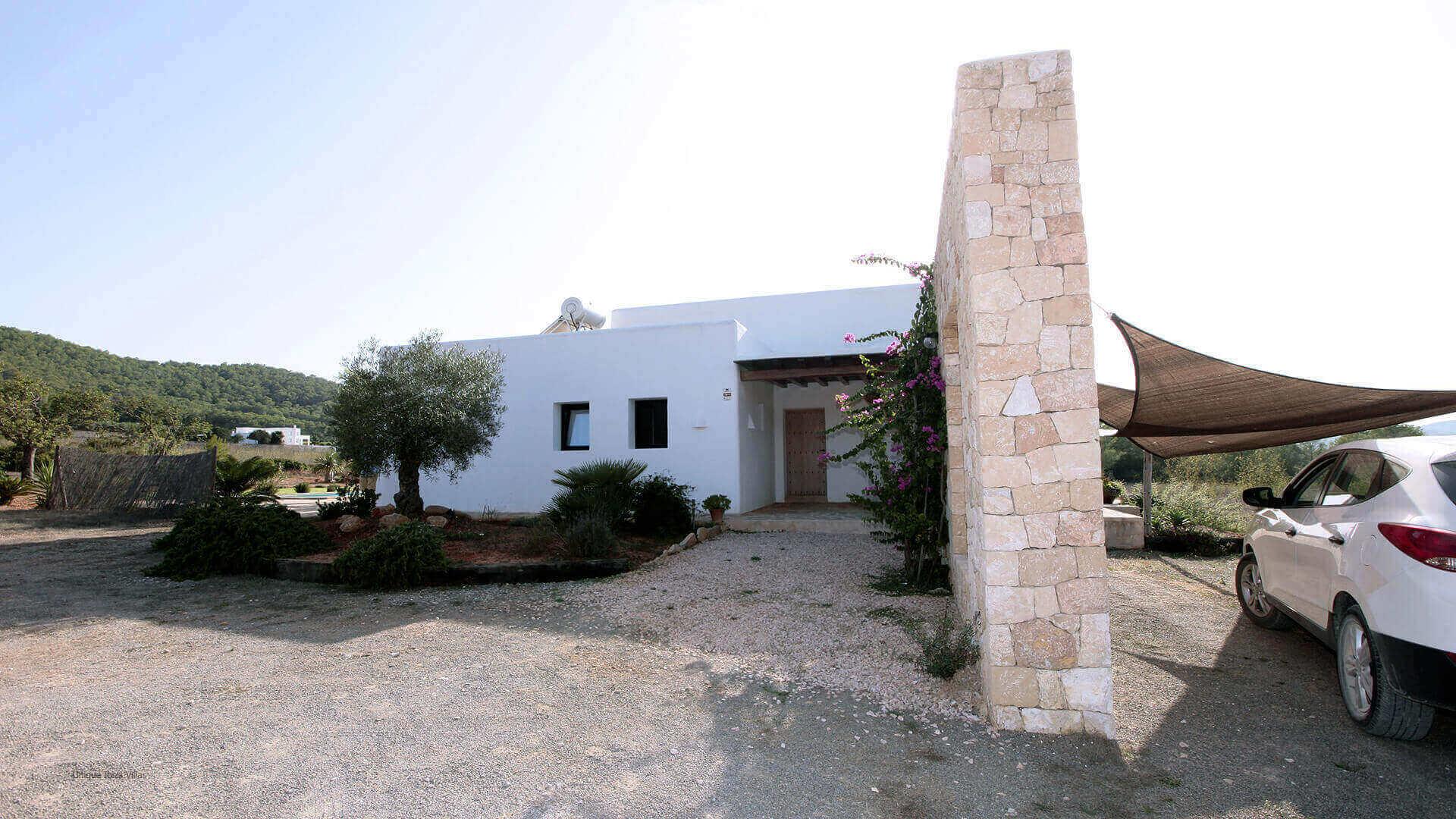 Cana Marieta Ibiza Villa 12 Near San Miguel
