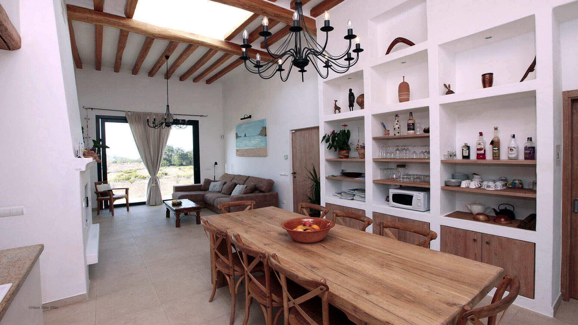 Cana Marieta Ibiza Villa 16 Near San Miguel