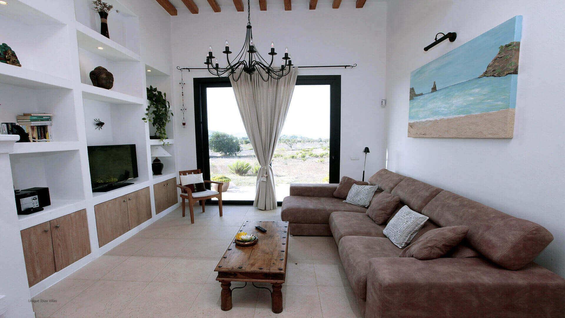 Cana Marieta Ibiza Villa 19 Near San Miguel