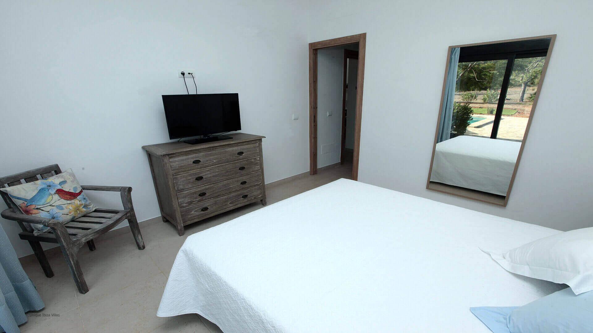 Cana Marieta Ibiza Villa 22 Bedroom 1
