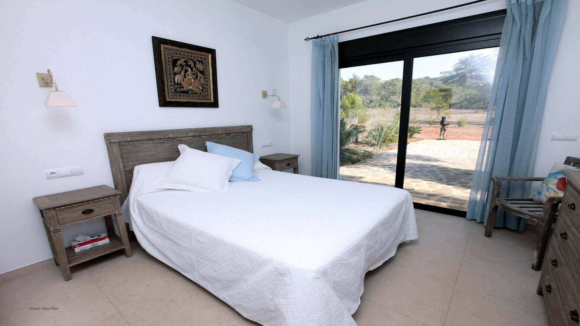 Cana Marieta Ibiza Villa 23 Bedroom 1