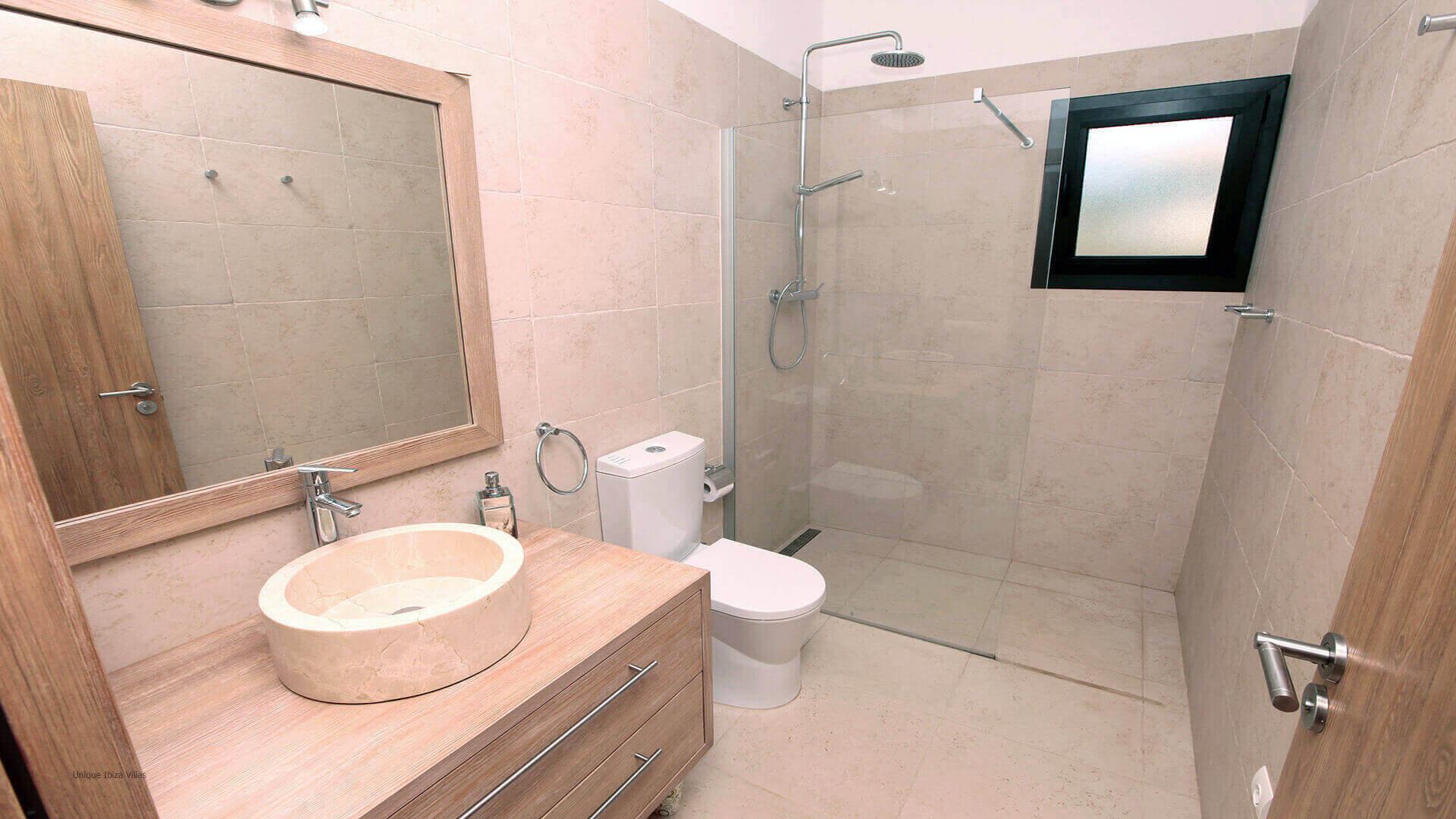 Cana Marieta Ibiza Villa 29 Bathroom 2