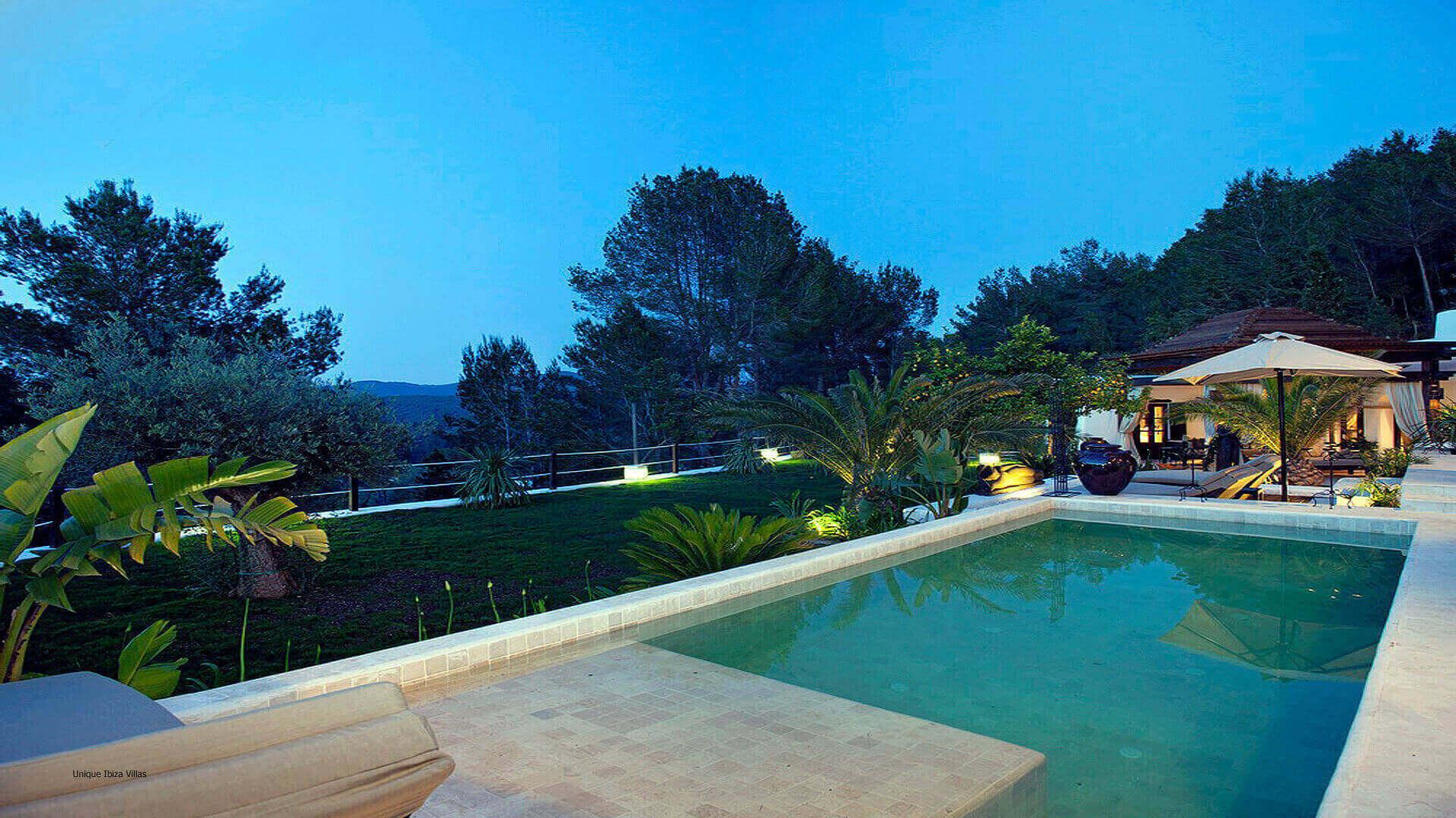 Villa La Ermita Ibiza 3 San Miguel