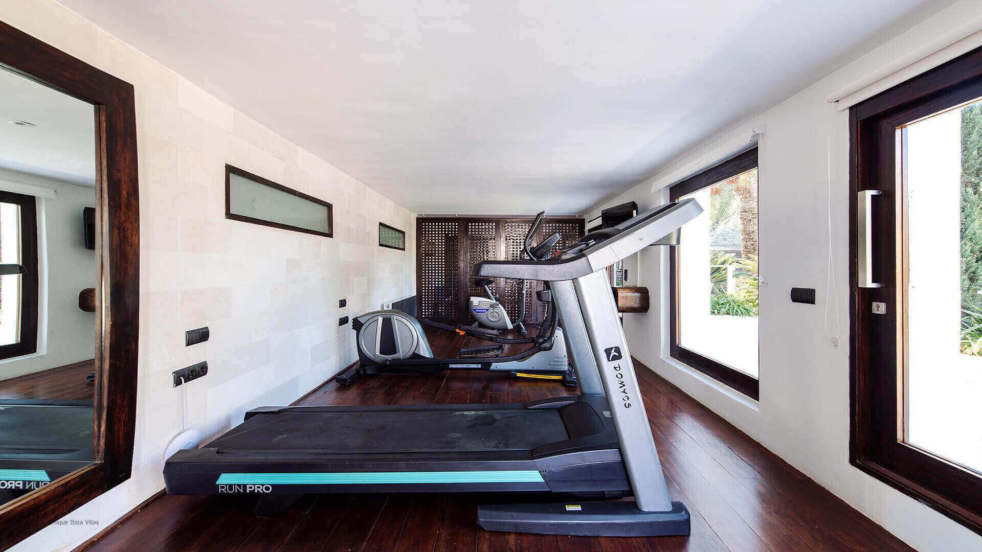 Villa La Ermita Ibiza 16 Gym