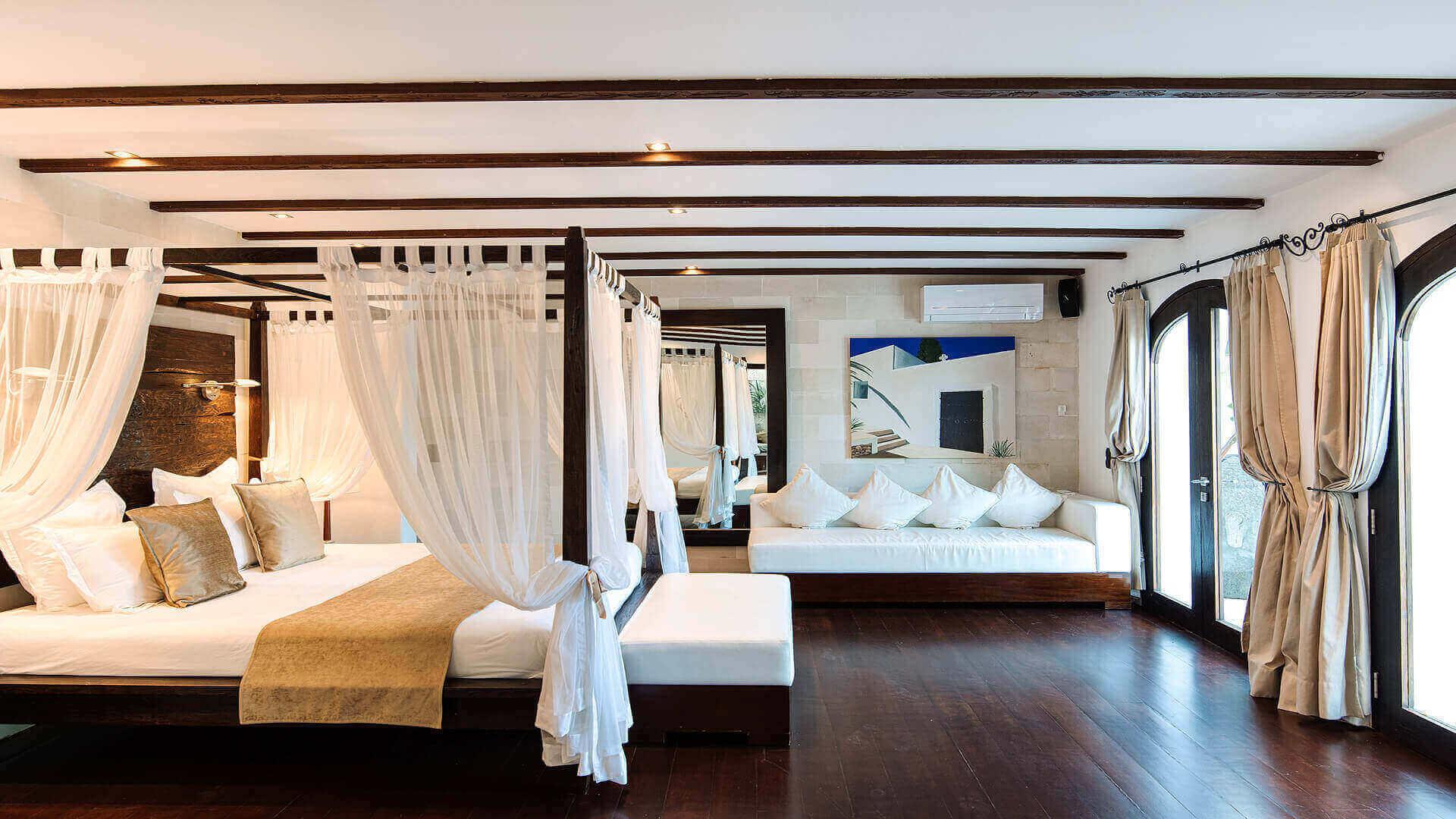 Villa La Ermita Ibiza 21 Bedroom 1
