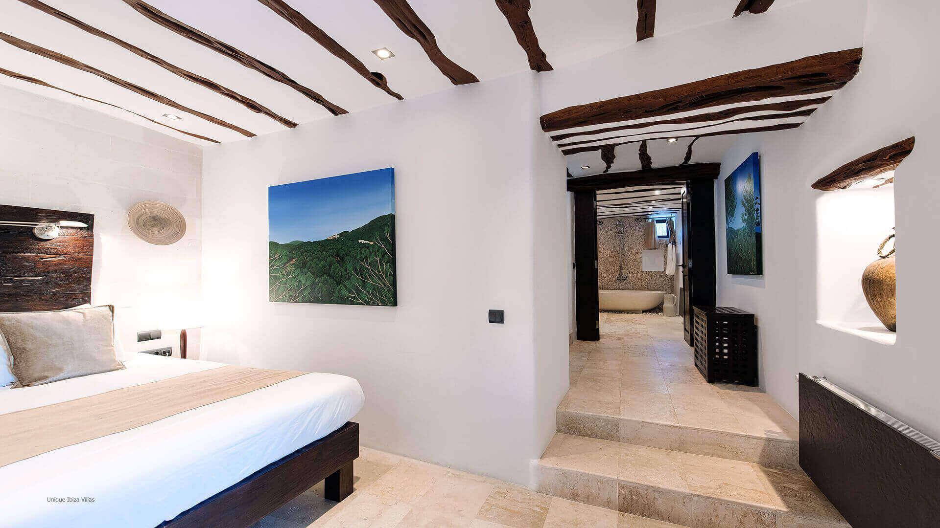 Villa La Ermita Ibiza 24 Bedroom 2