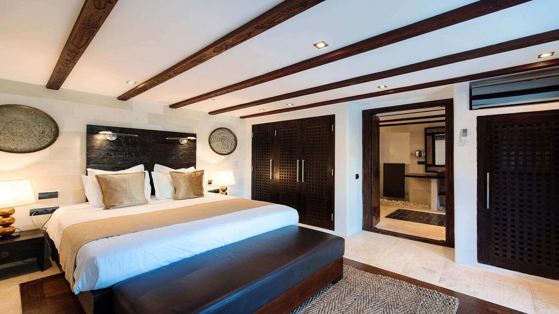 Villa La Ermita Ibiza 26 Bedroom 3 En Suite