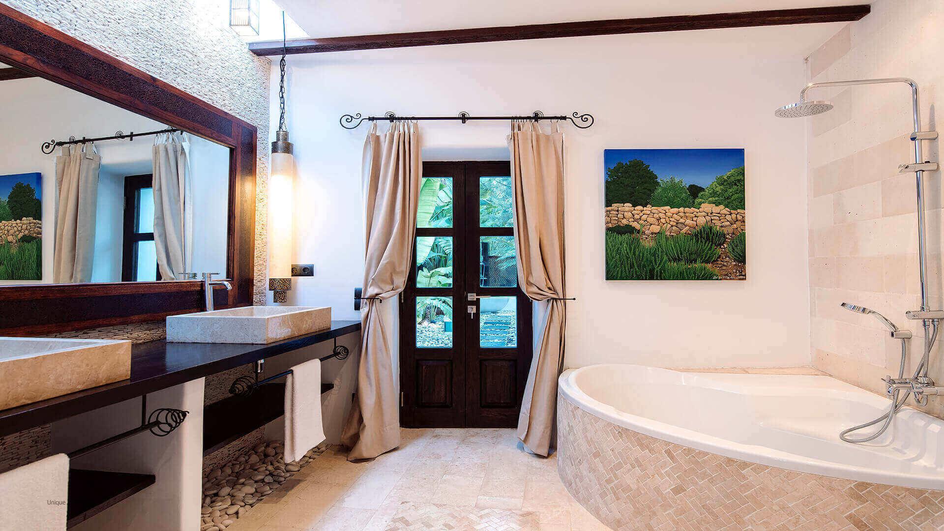 Villa La Ermita Ibiza 33 Bedroom 6 En Suite