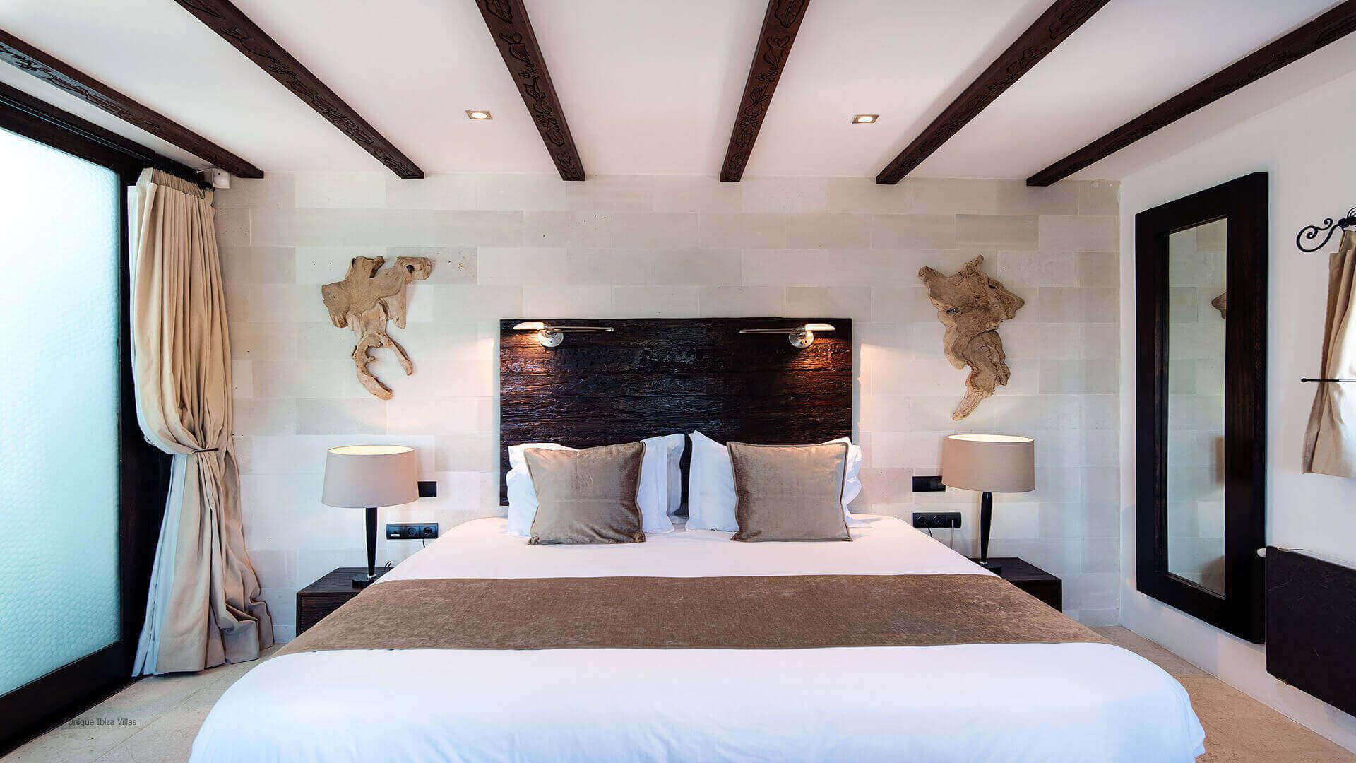 Villa La Ermita Ibiza 36 Bedroom 8