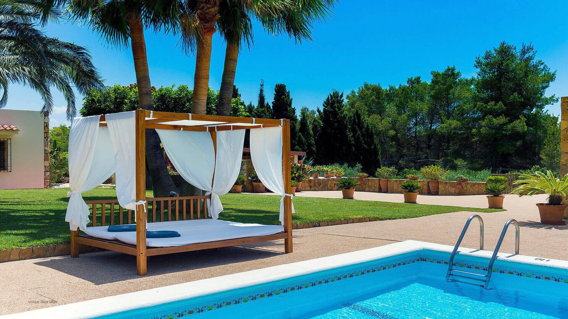 Can Raco Ibiza 4 Near Santa Gertrudis