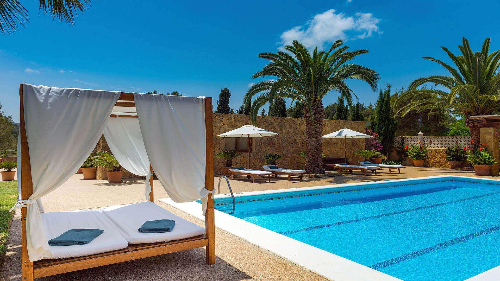 Can Raco Ibiza 5 Near Santa Gertrudis
