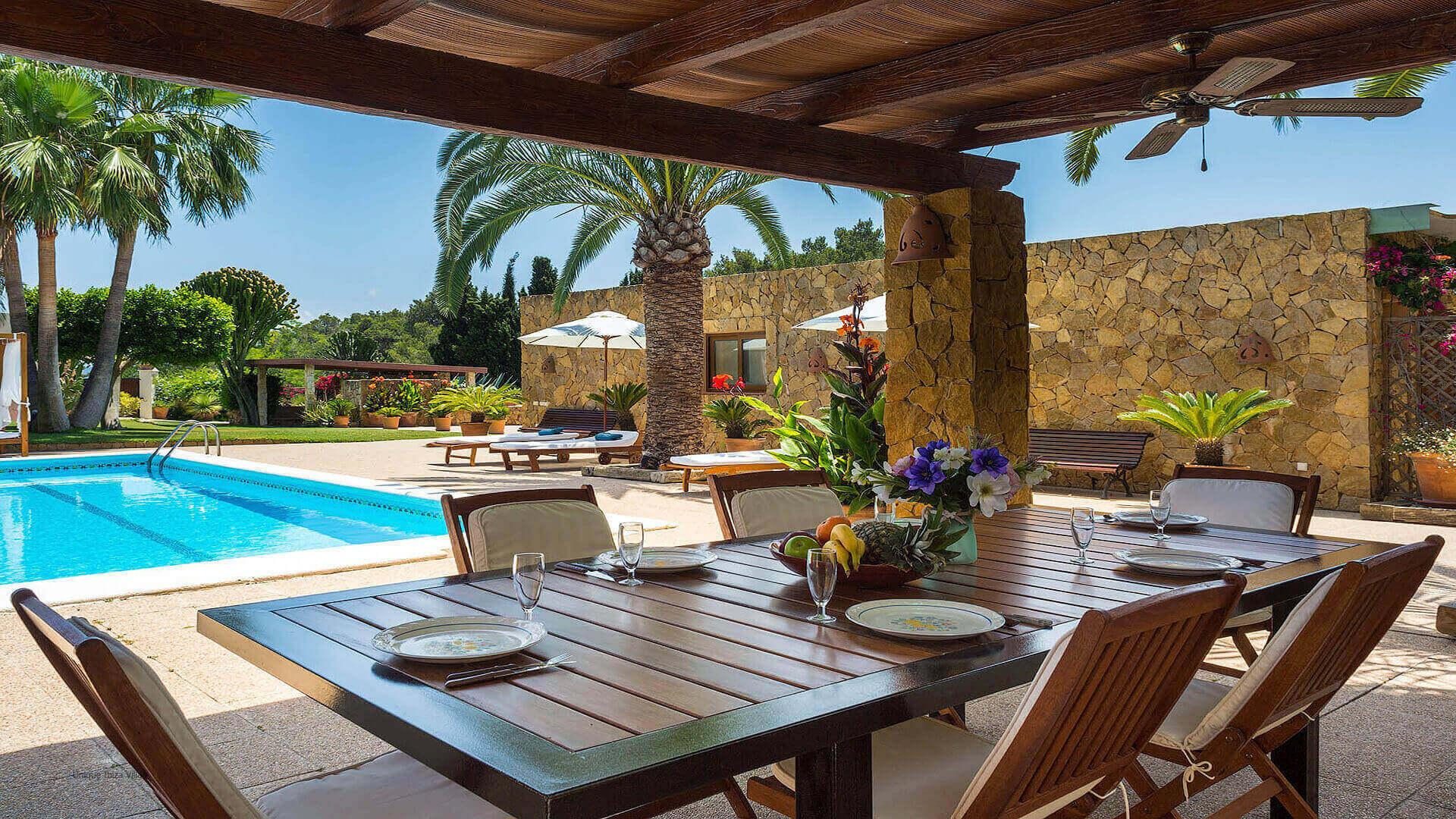Can Raco Ibiza 12 Near Santa Gertrudis