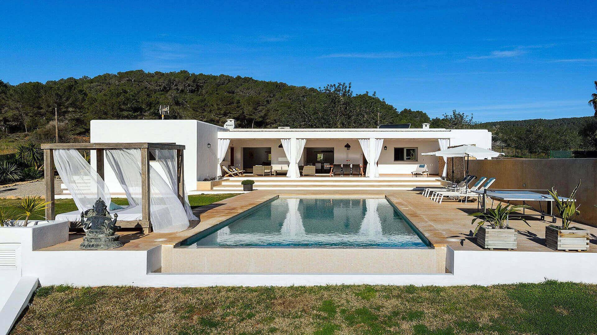 Can Vinyes Ibiza 2 Near Santa Gertrudis