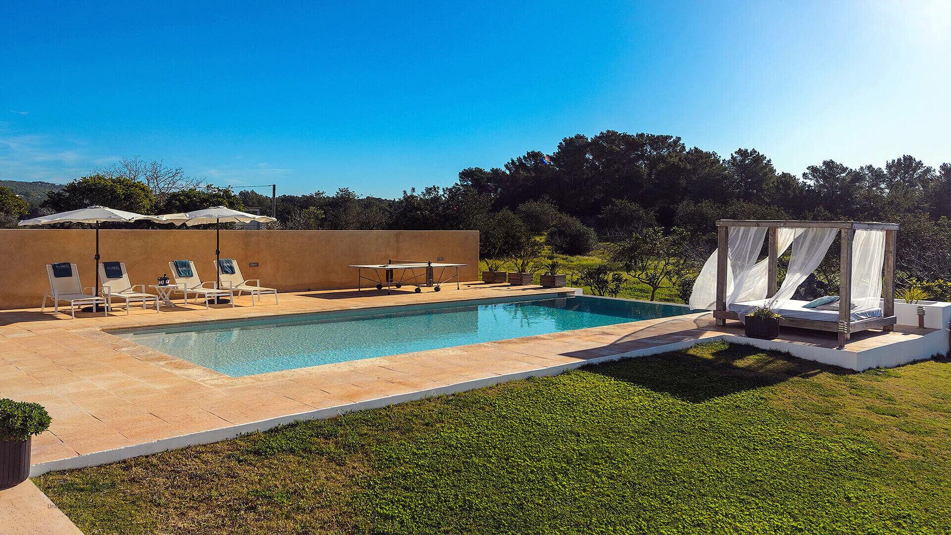 Can Vinyes Ibiza 8 Near Santa Gertrudis