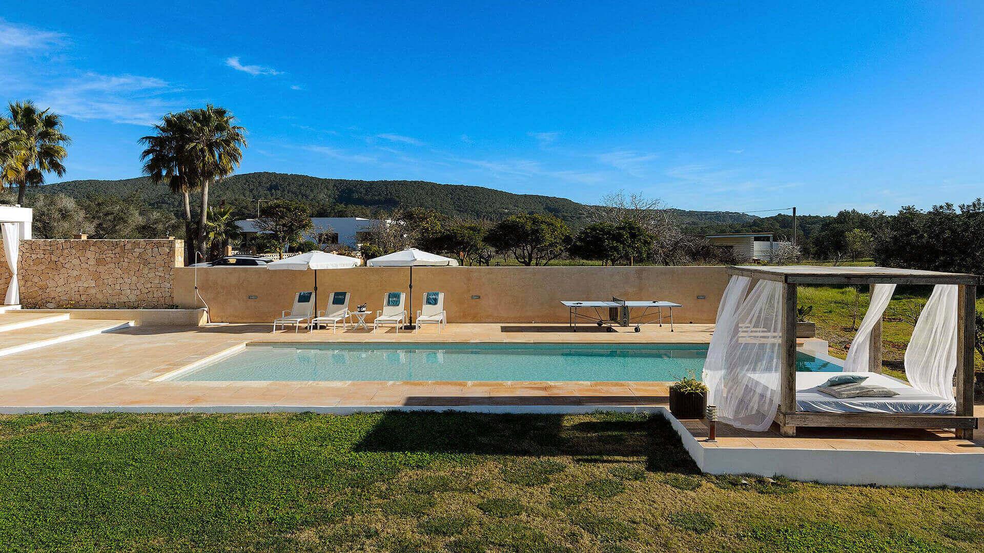 Can Vinyes Ibiza 9 Near Santa Gertrudis