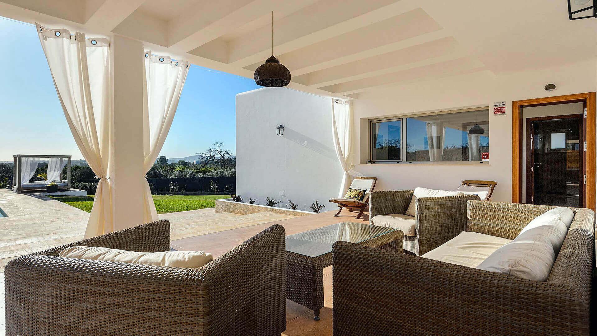 Can Vinyes Ibiza 16 Near Santa Gertrudis