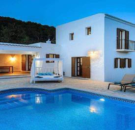 VILLA MONTE DALT - (sleeps 12+ - Private pool - Sant Josep - west Ibiza - 6 bedrooms)