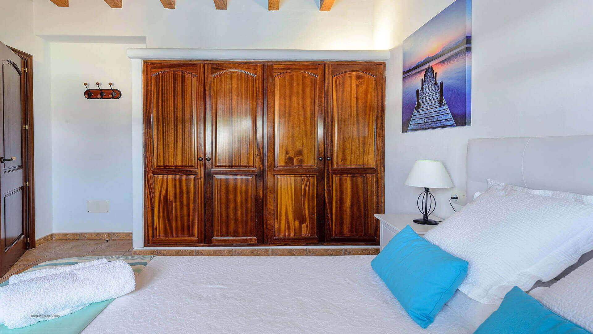 Curreu III Ibiza 38 Bedroom 3