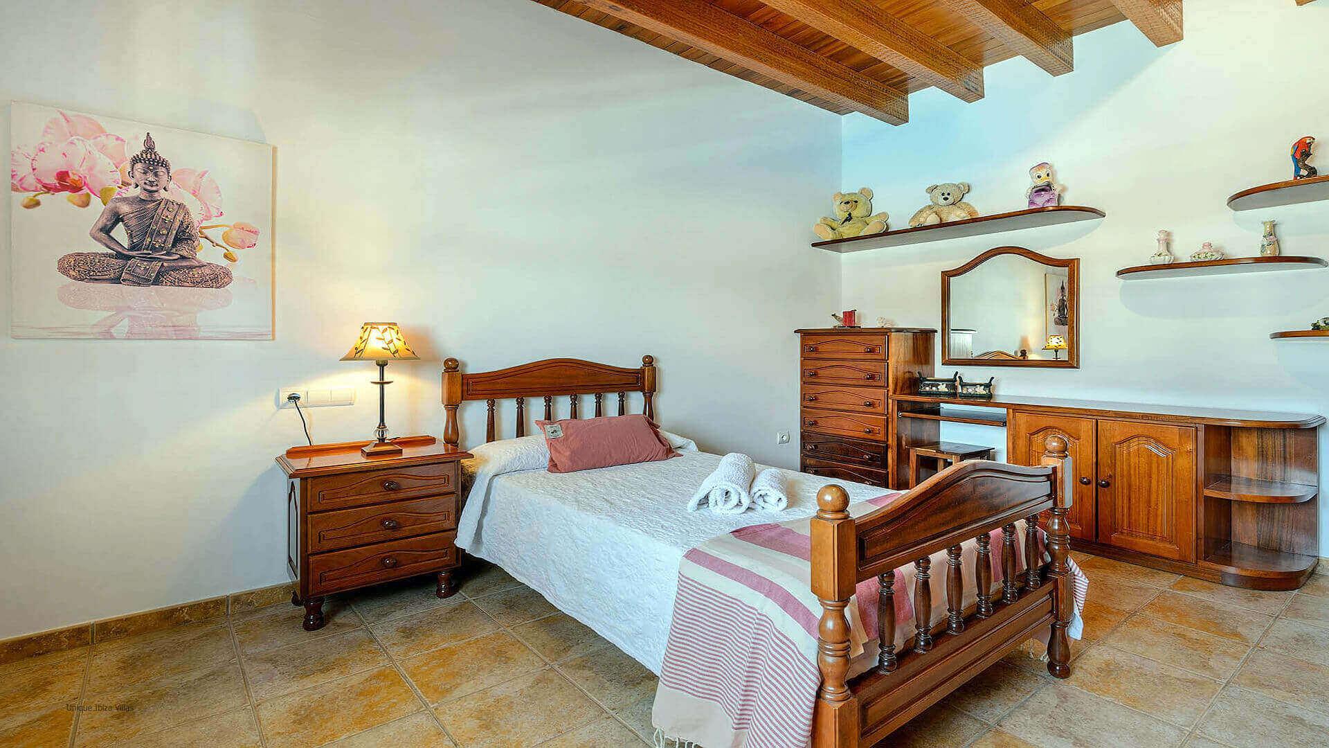 Curreu III Ibiza 41 Bedroom 4