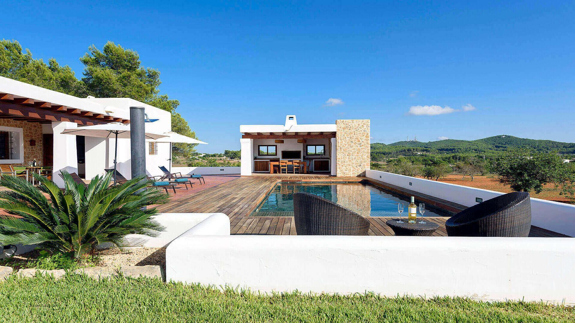 Villa Dalt Sera Ibiza 2 Santa Gertrudis