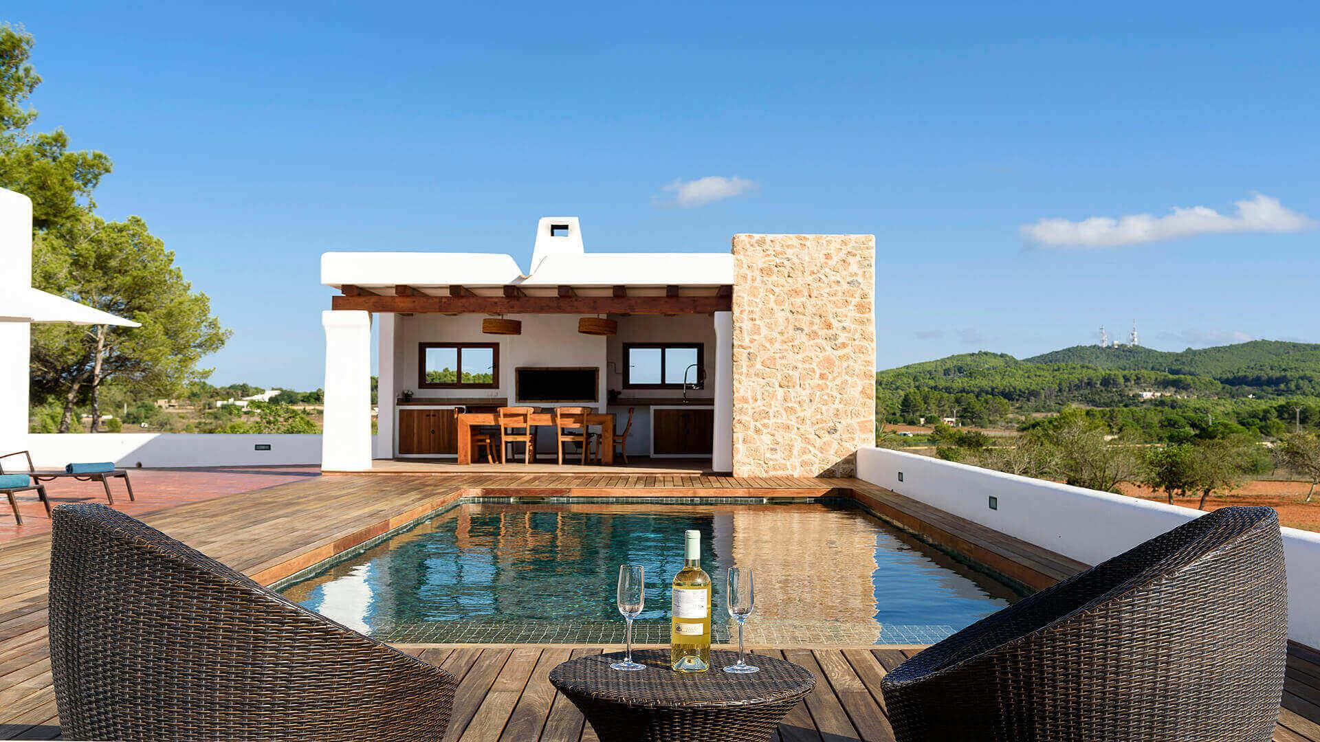 Villa Dalt Sera Ibiza 3 Santa Gertrudis