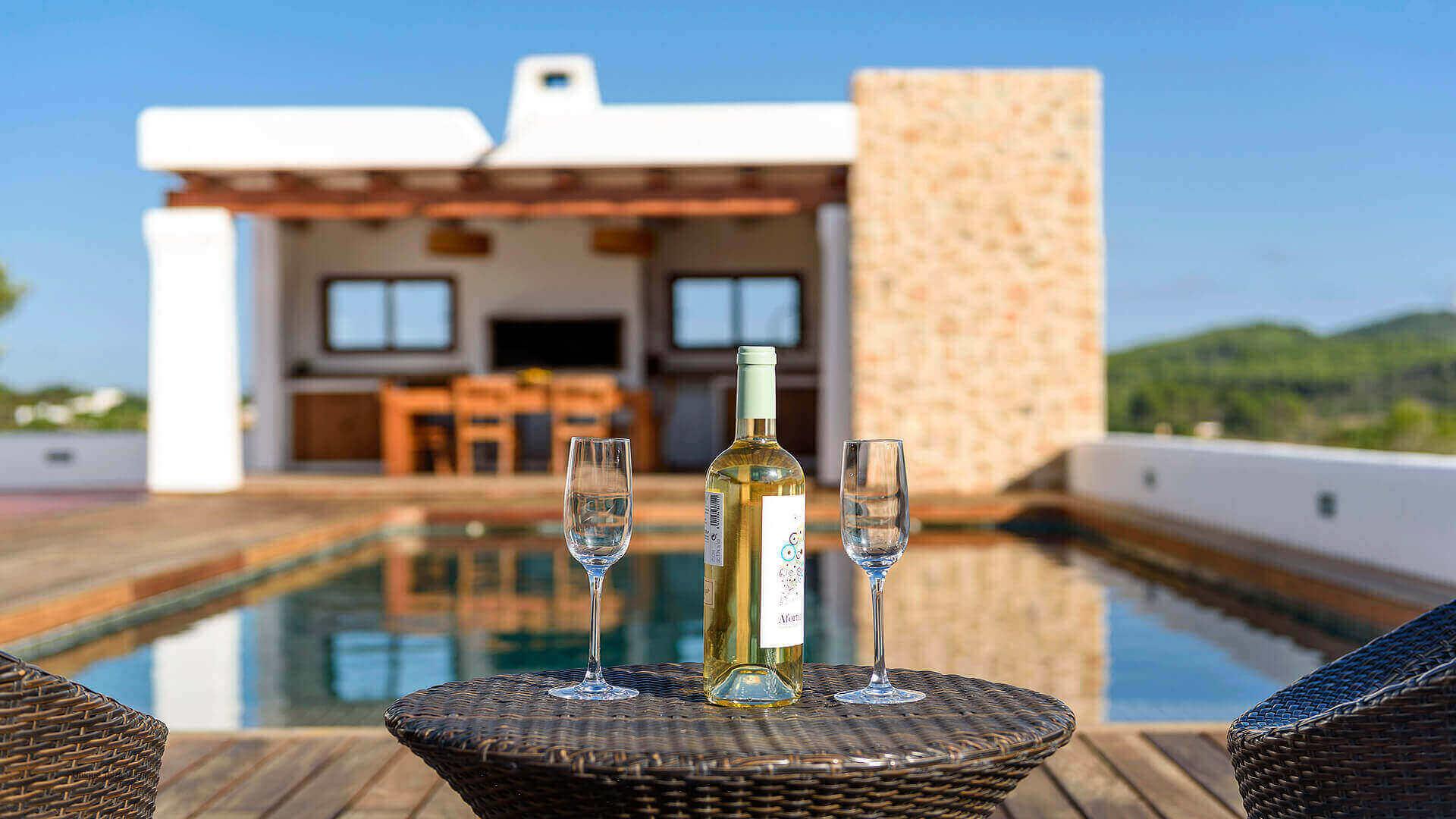 Villa Dalt Sera Ibiza 4 Santa Gertrudis