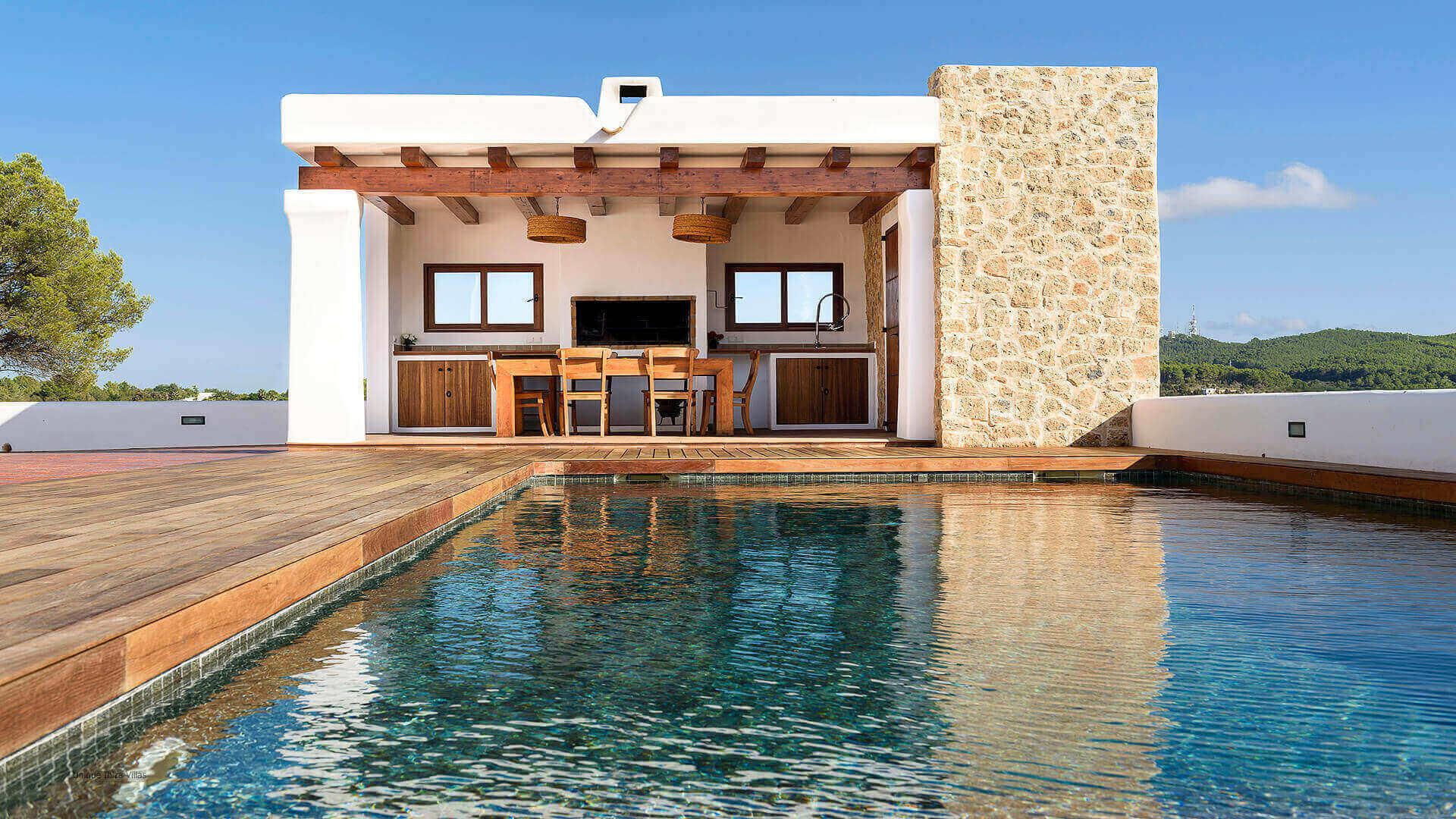 Villa Dalt Sera Ibiza 5 Santa Gertrudis