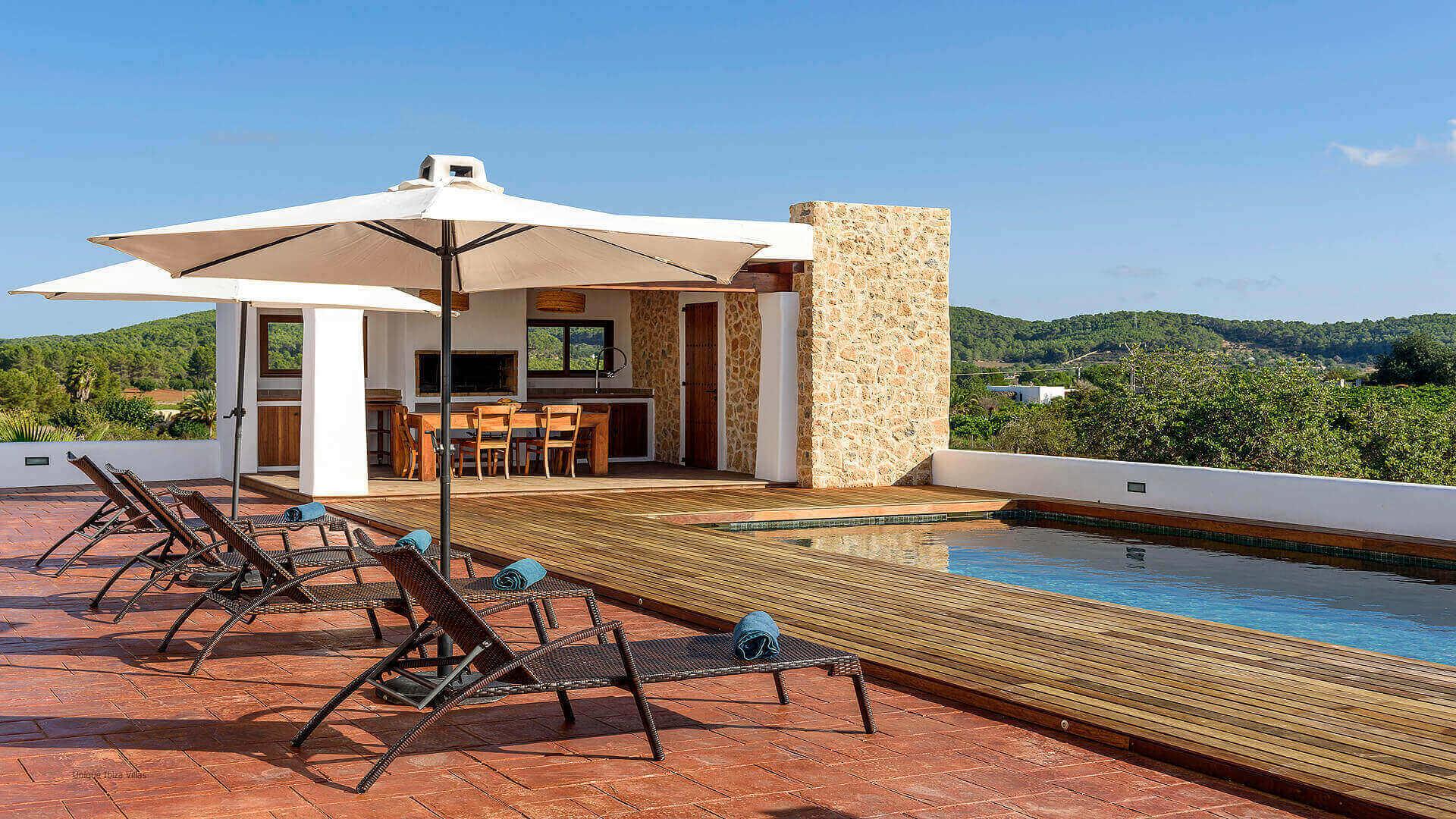 Villa Dalt Sera Ibiza 7 Santa Gertrudis