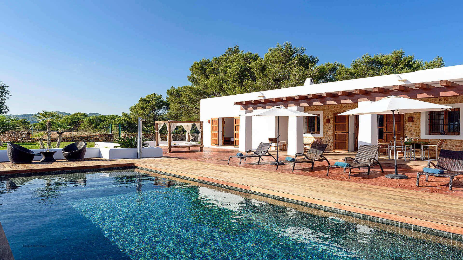 Villa Dalt Sera Ibiza 8 Santa Gertrudis