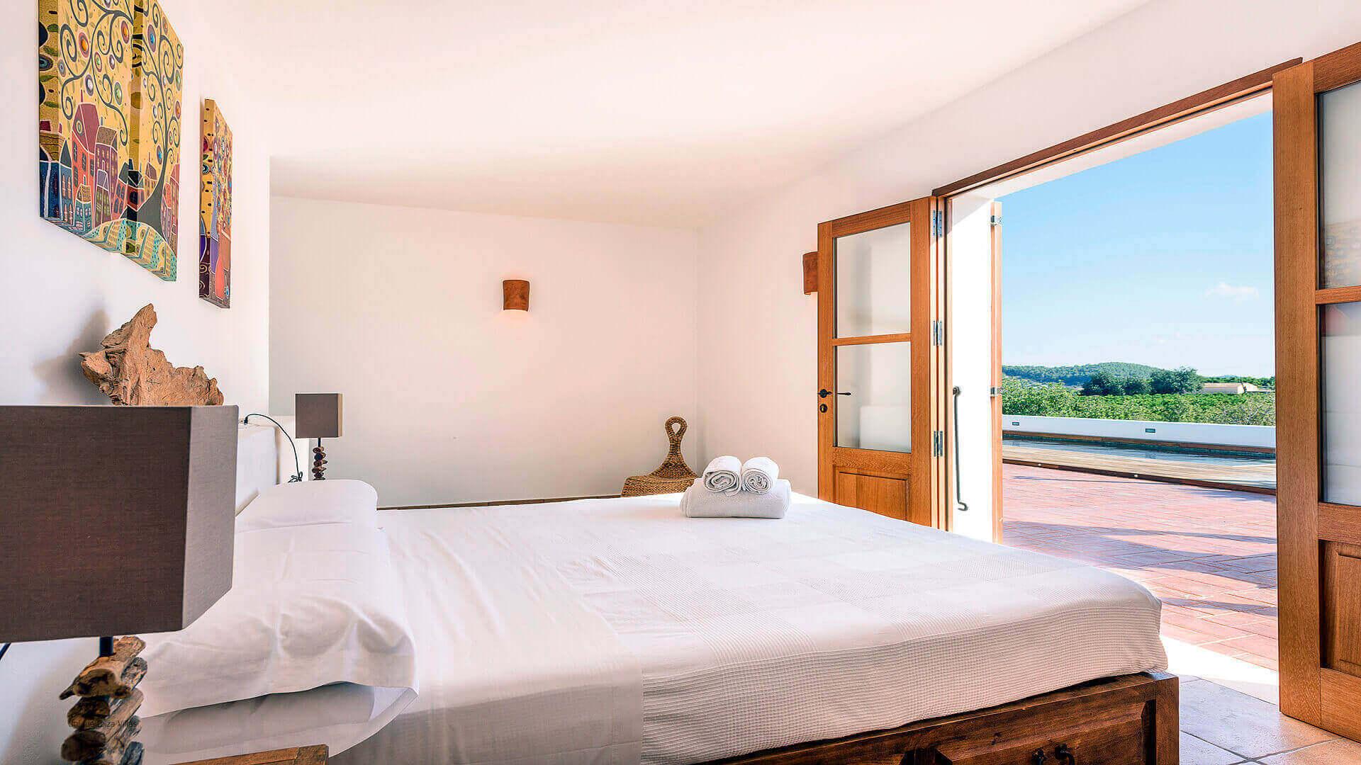 Villa Dalt Sera Ibiza 41 Bedroom 1