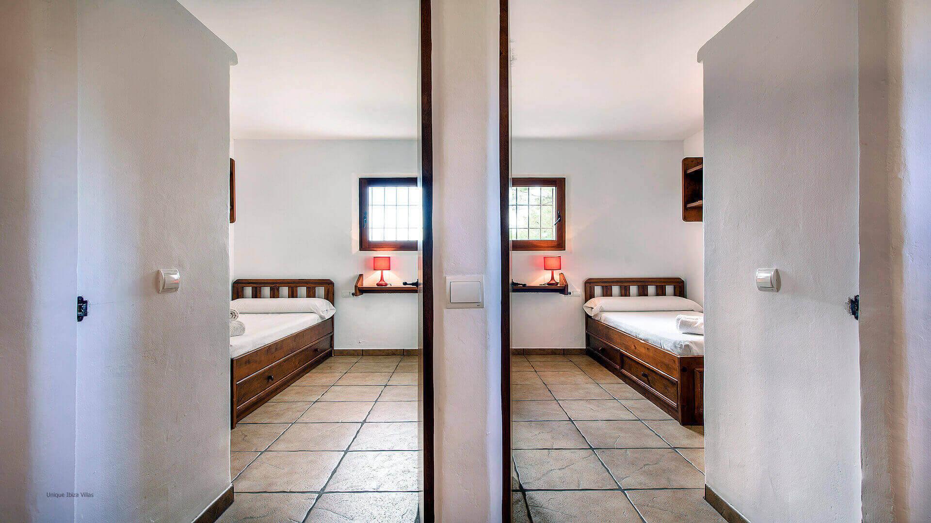 Villa Dalt Sera Ibiza 45 Bedroom 2 And 3