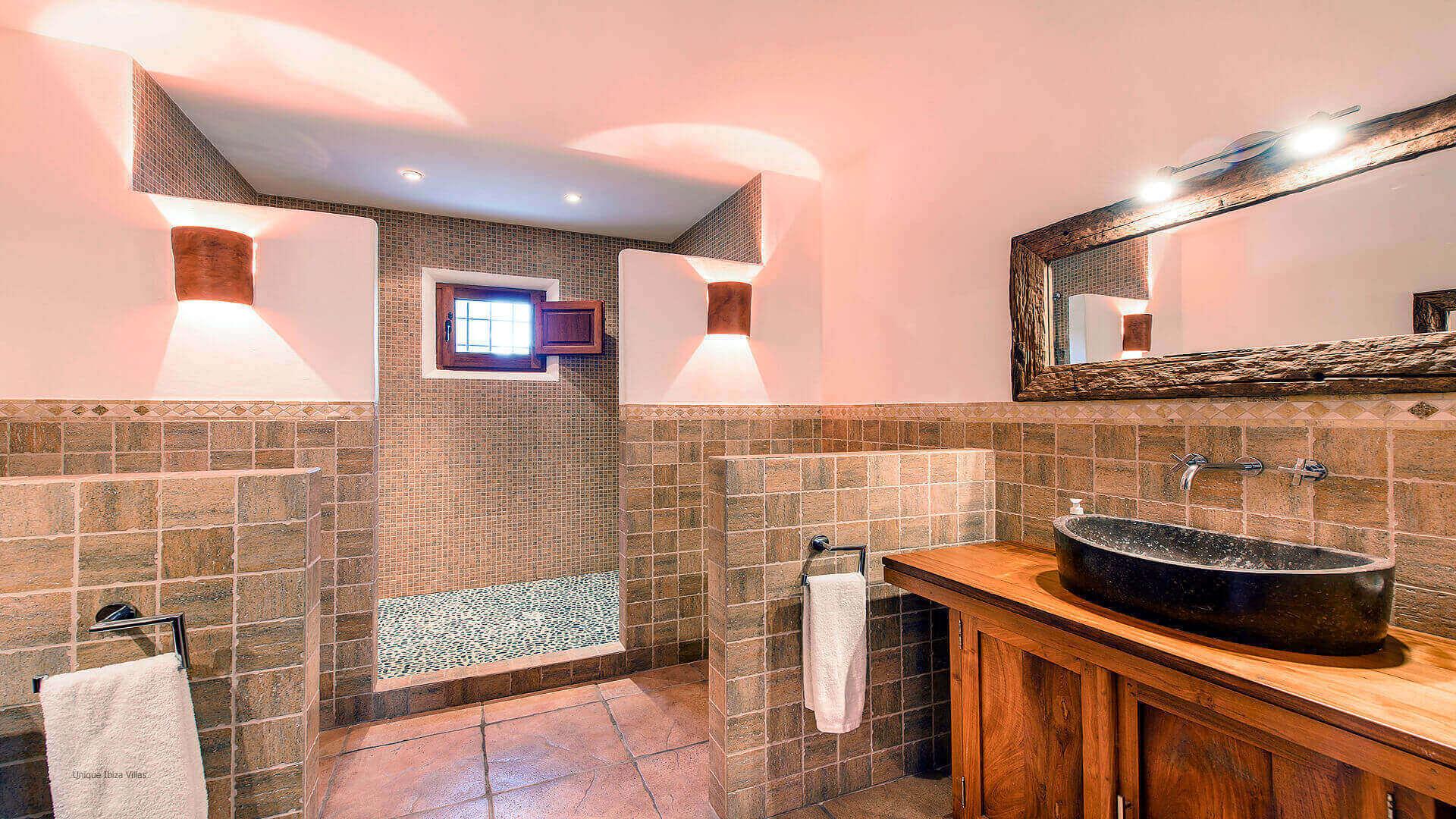 Villa Dalt Sera Ibiza 47 Bathroom 2