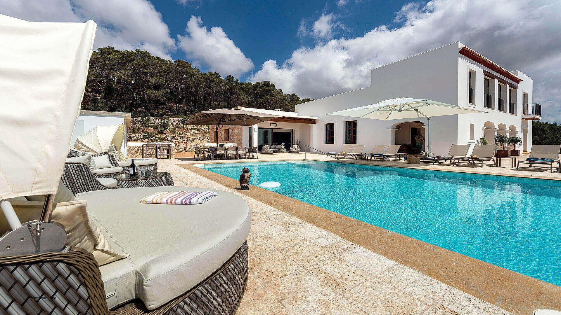 Casa Prats Ibiza 3 Santa Eulalia