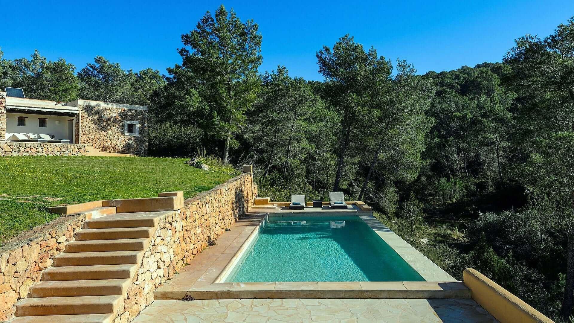 Villa Ashram Ibiza 1 Santa Gertrudis