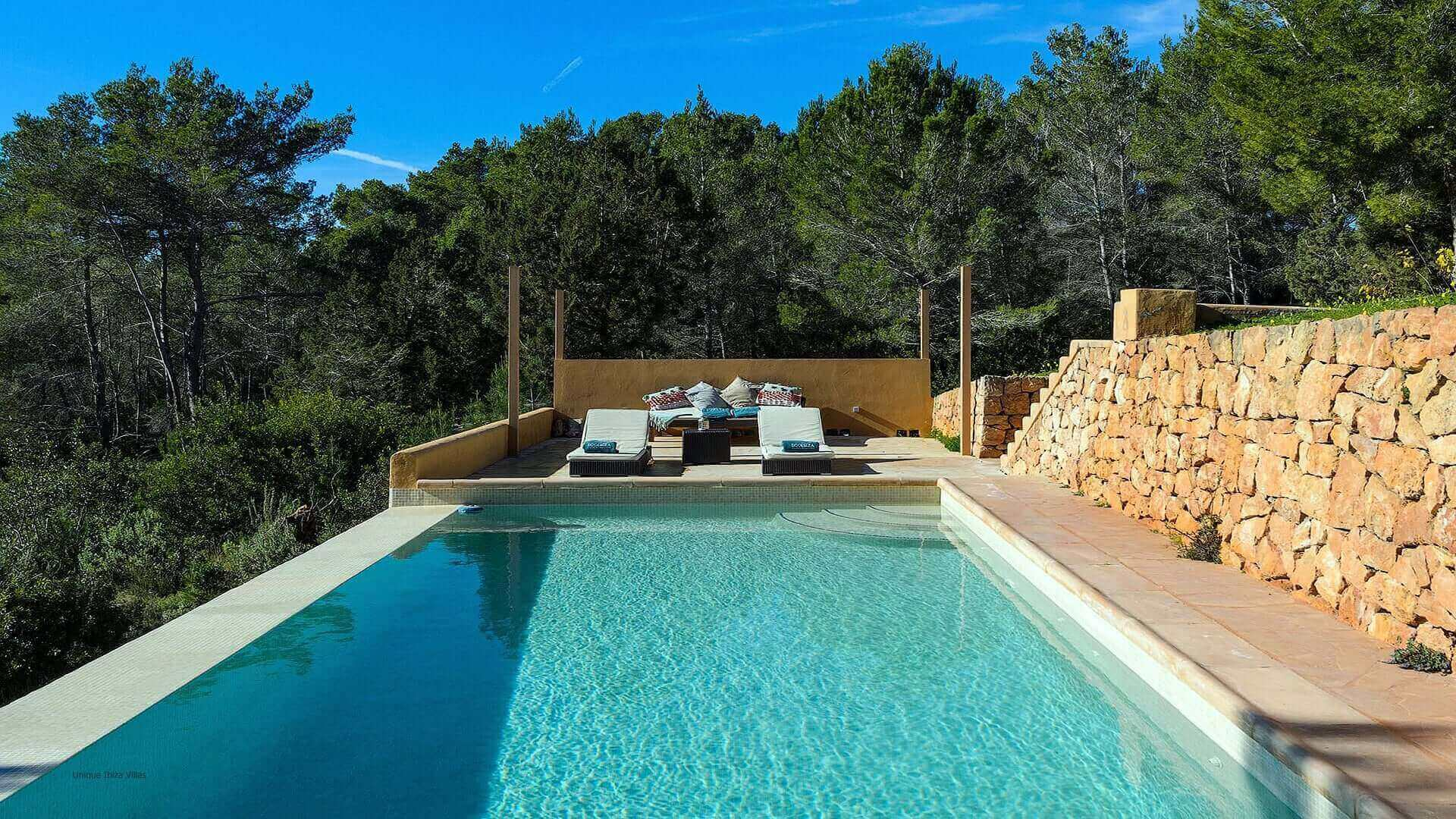 Villa Ashram Ibiza 2 Santa Gertrudis