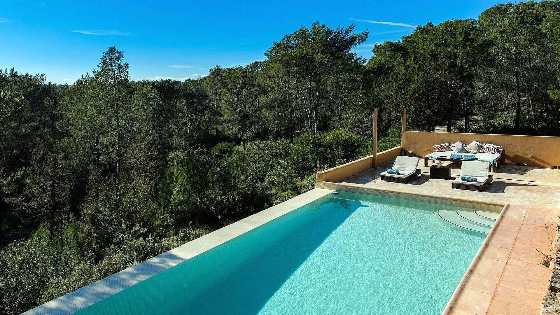 Villa Ashram Ibiza 4 Santa Gertrudis