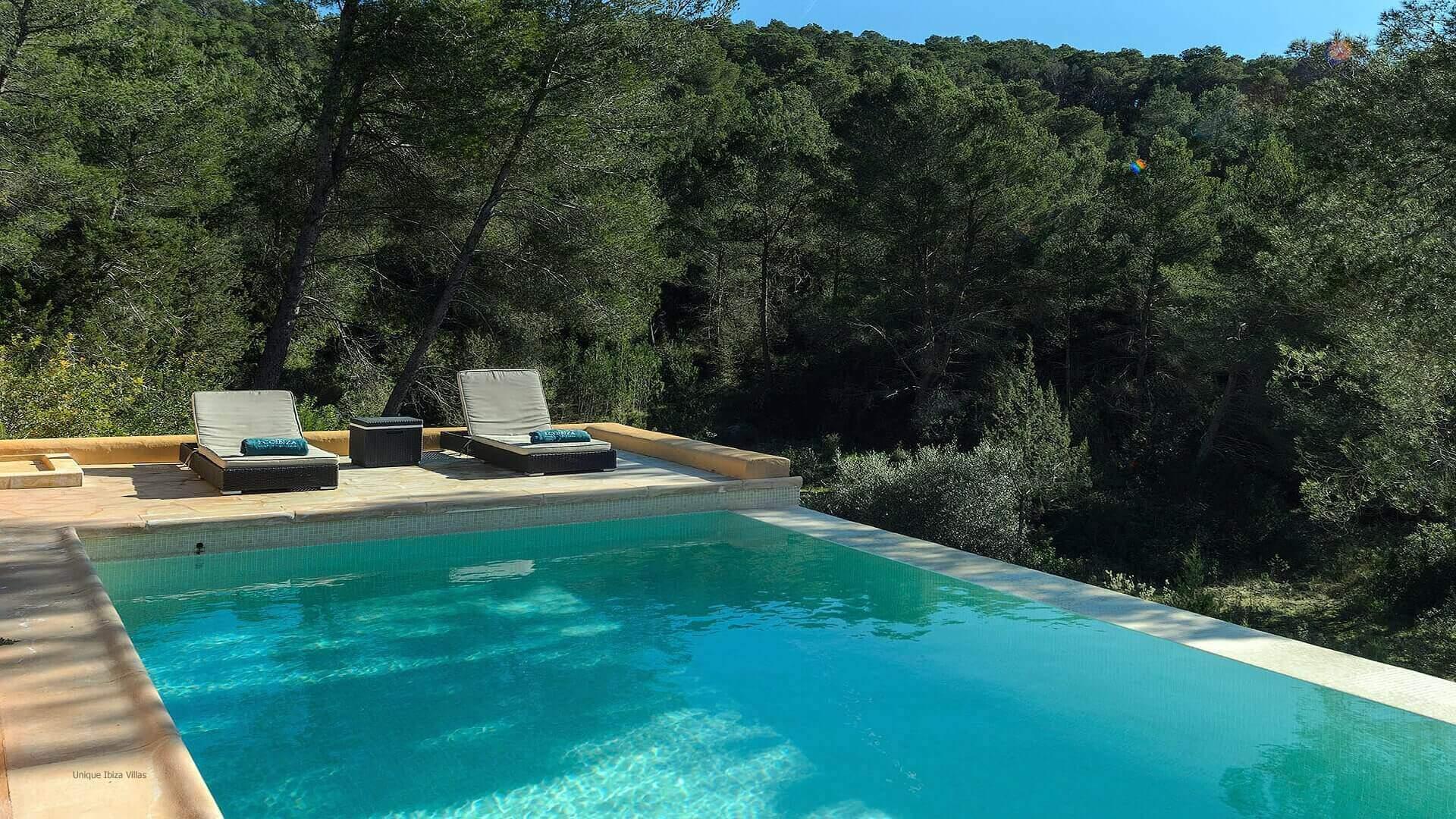 Villa Ashram Ibiza 5 Santa Gertrudis