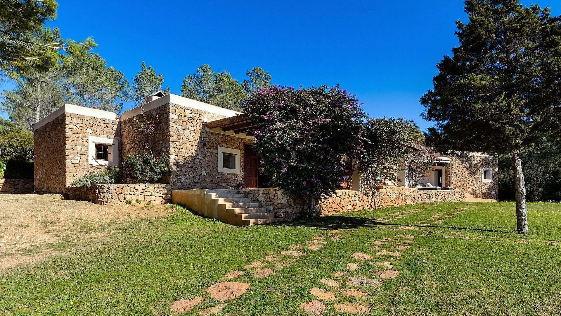 Villa Ashram Ibiza 8 Santa Gertrudis
