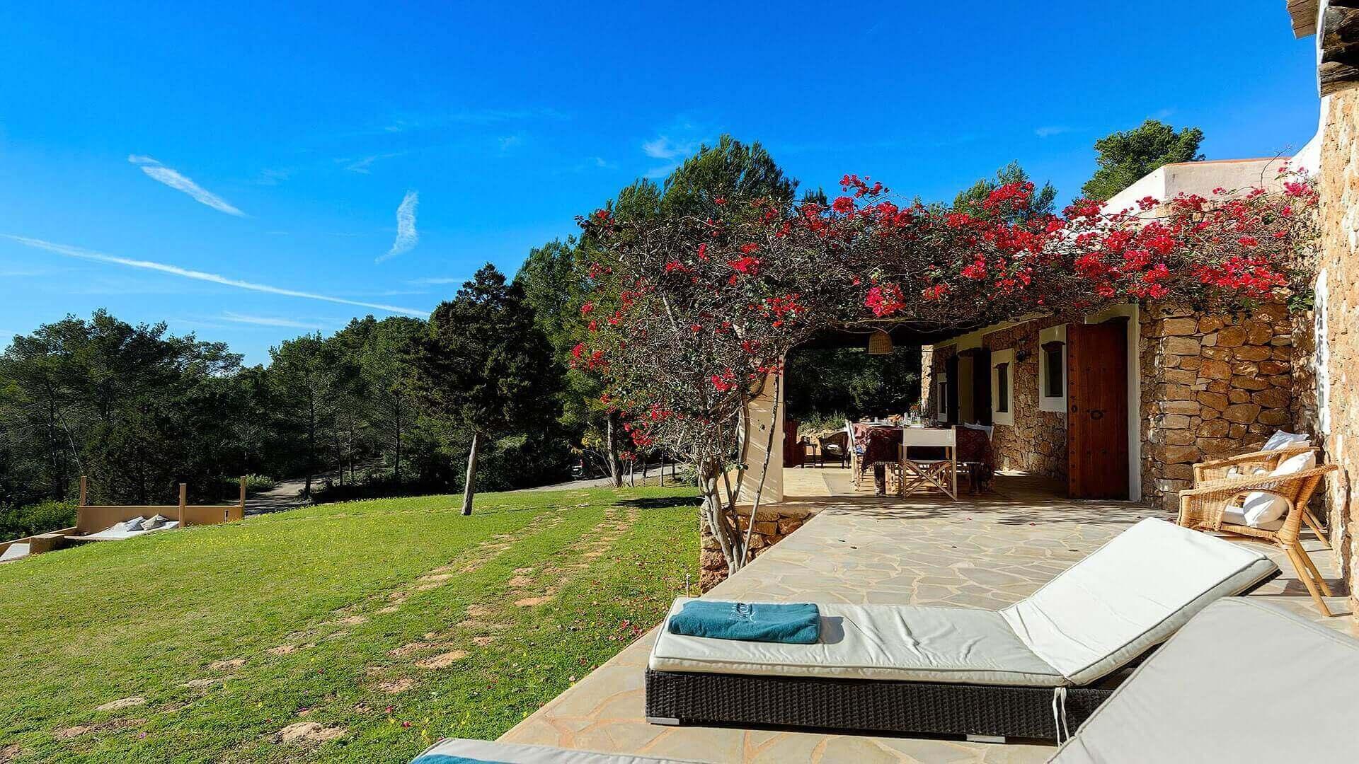 Villa Ashram Ibiza 12 Santa Gertrudis