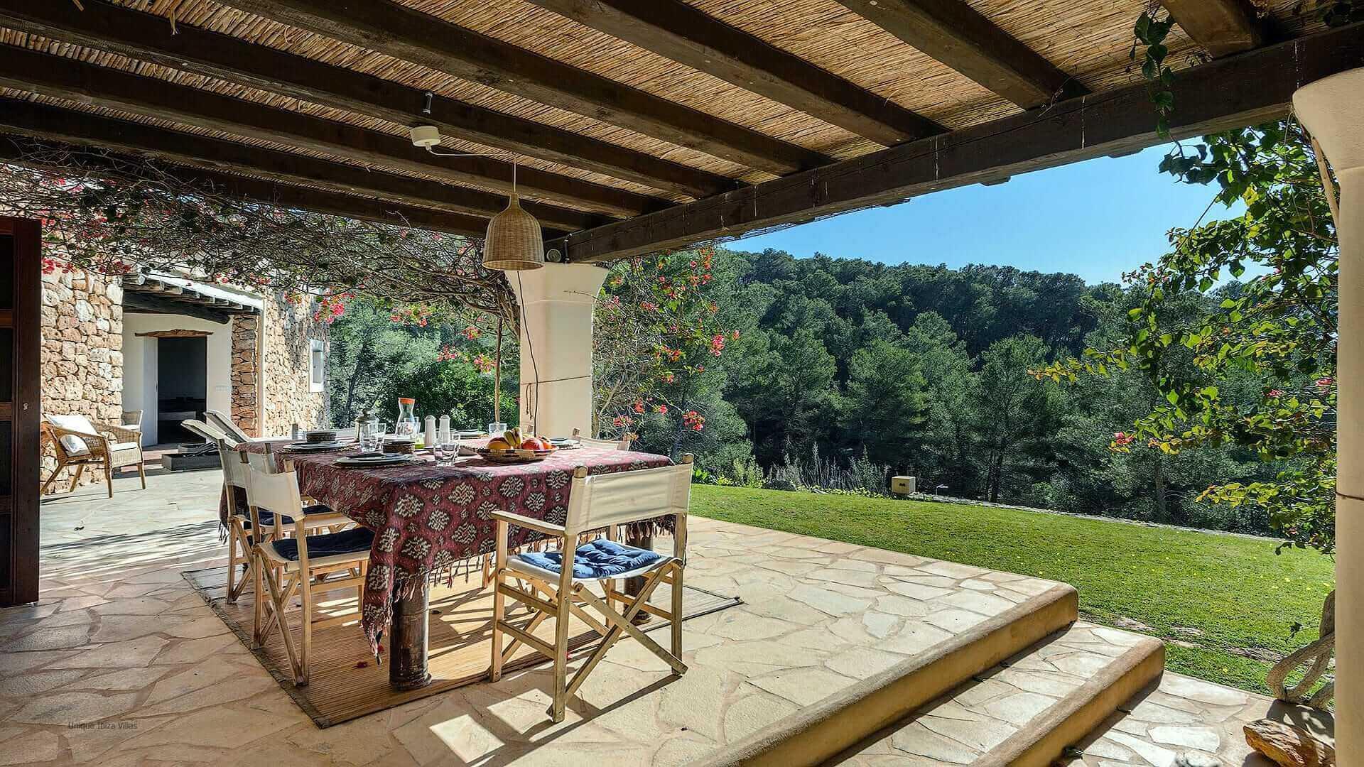 Villa Ashram Ibiza 13 Santa Gertrudis