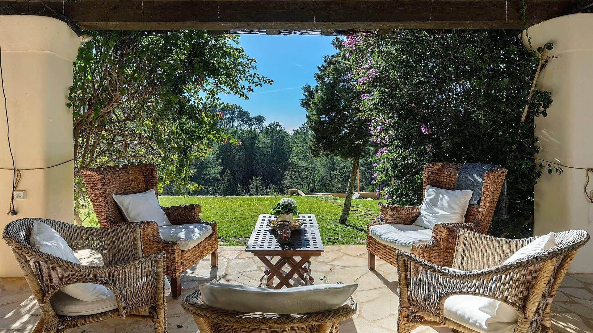 Villa Ashram Ibiza 14 Santa Gertrudis